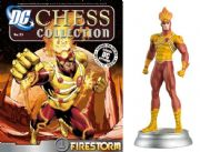 DC Chess Figurine Collection #53 Firestorm Justice League Eaglemoss